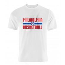 Philadelphia Basketball Tshirt