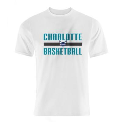 Charlotte Basketball Tshirt