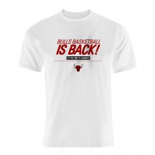 Chicago Bulls Is Back Tshirt