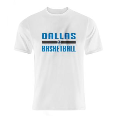 Dallas Basketball Tshirt