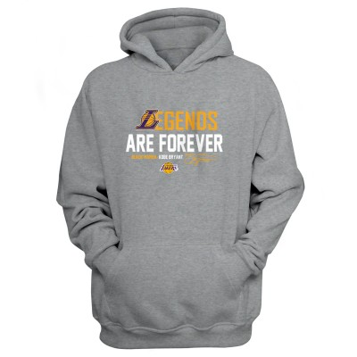 L.A. Lakers  Legends Are Forever Hoodie