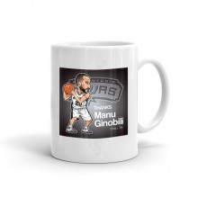 Manu Ginobili Mug