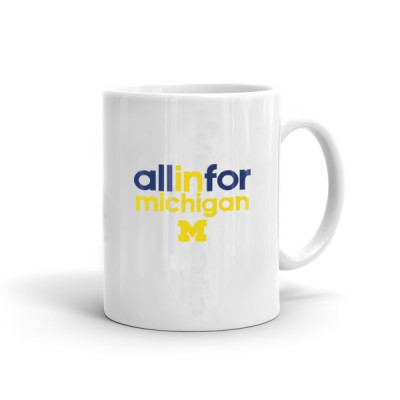 All in One Michigan Mug