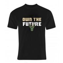 Milwaukee  Bucks Own The Future Tshirt