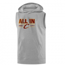 Cleveland All-In Hoodie (Sleeveless)