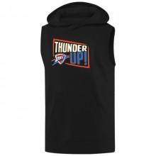 Thunder Up Hoodie (Sleeveless)