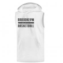 Brooklyn  Basketball Hoodie (Sleeveless)