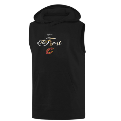 Cleveland The First Hoodie (Sleeveless )