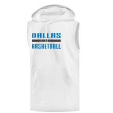 Dallas Hoodie( Sleeveless)
