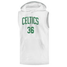 Boston Celtics  Marcus Smart Hoodie ( Sleeveless )