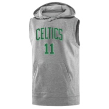 Boston Celtics  Kyrie Irving Hoodie (Sleeveless )
