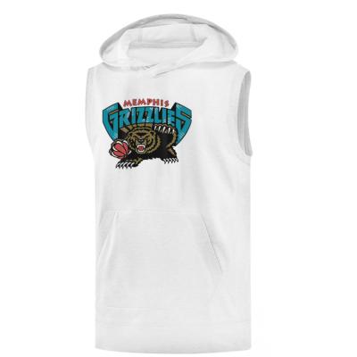 Memphis Grizzlies Hoodie (Sleeveless )