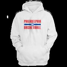 Philadelphia Basketball Hoodie