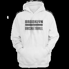 Brooklyn  Basketball Hoodie