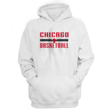 Chicago Basketball Hoodie