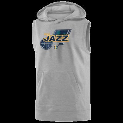 Utah Jazz Hoodie  ( Sleeveeless )