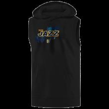 Utah Jazz Hoodie ( Sleeveless )