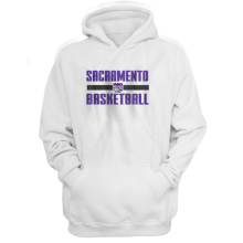 Sacramento Basketball Hoodie