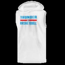 Oklahoma City Basketball Hoodie ( Sleeveless)
