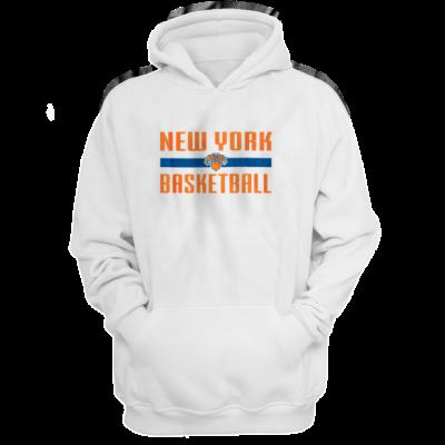 New York Knicks Basketball Hoodie