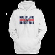 New Orleans Basketball Hoodie