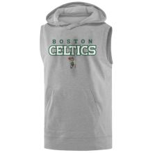 Boston Celtics Hoodie ( Sleeveless )