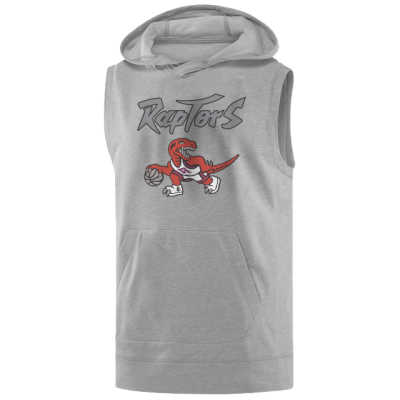 Toronto Raptors Hoodie ( Sleeveless)