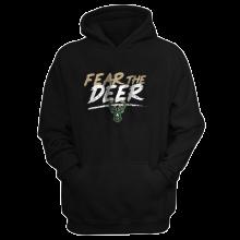 Milwaukee  Fear The Deer Hoodie