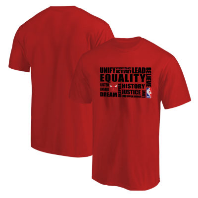 EQUALITY Chicago Bulls Tshirt