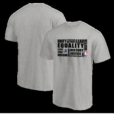 EQUALITY Dallas Mavericks Tshirt