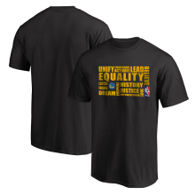 EQUALITY Golden State Warriors Tshirt