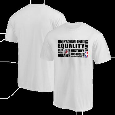EQUALITY Portland Trail Blazers Tshirt
