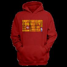 EQUALITY Atlanta Hawks Hoodie