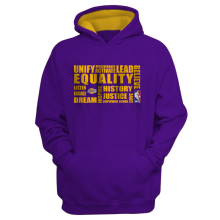 EQUALITY L.A. Lakers Hoodie