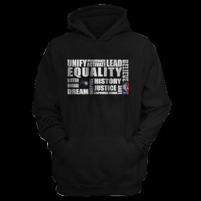 EQUALITY Orlando Magic  Hoodie