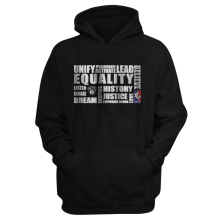 EQUALITY Brooklyn Nets  Hoodie
