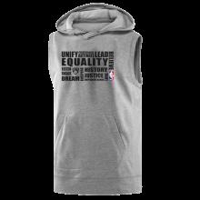 EQUALITY Brooklyn Nets  Hoodie ( Sleeveless )