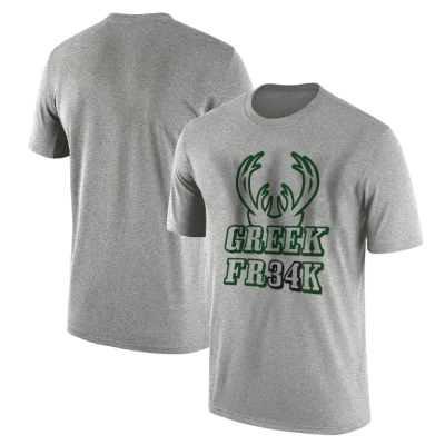 Milwaukee Greek Freak Tshirt