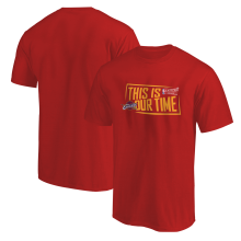 Cleveland Cavaliers  Our Time Tshirt