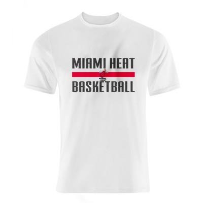 Miami Heat Basketball Tshirt
