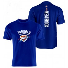 Oklahoma City Westbrook Vertical Tshirt