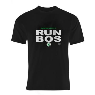 Boston Celtics Run Tshirt