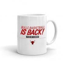 Bulls Basketball Is Back Mug
