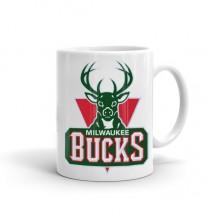 Milwaukee Bucks Logo Mug