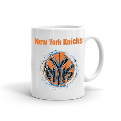 N.Y.K. Circle Logo Mug