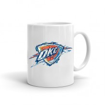 Oklahoma City Logo Mug