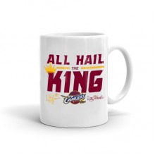 Cleveland All Hail King Mug