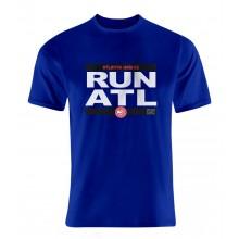 Atlanta Hawks Run Tshirt