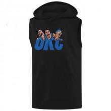 OKC Team Hoodie (Sleeveless)