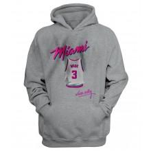 Miami Heat Vice City Hoodie (Wade)